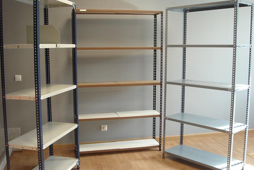 Estanter as alfonso mobiliario comercial - Estanterias para despensas ...